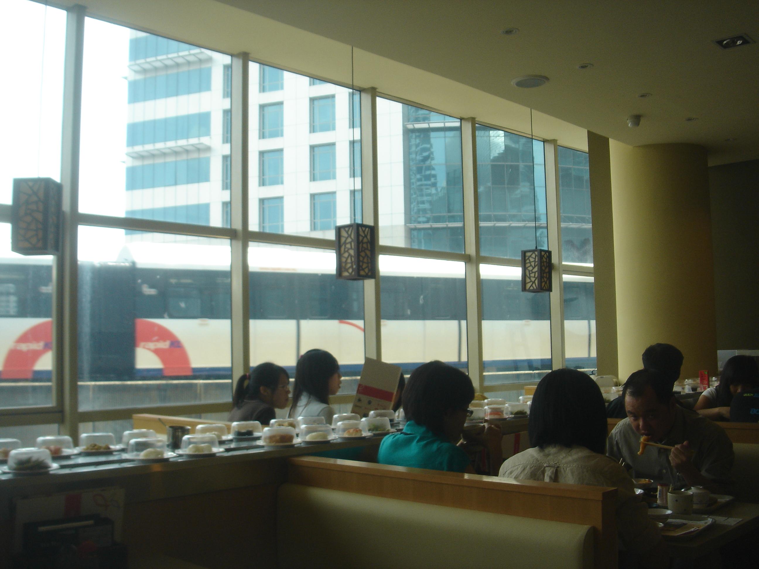 Sooka Sentral Food Court
