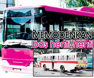 Modernizing Perak Transit
