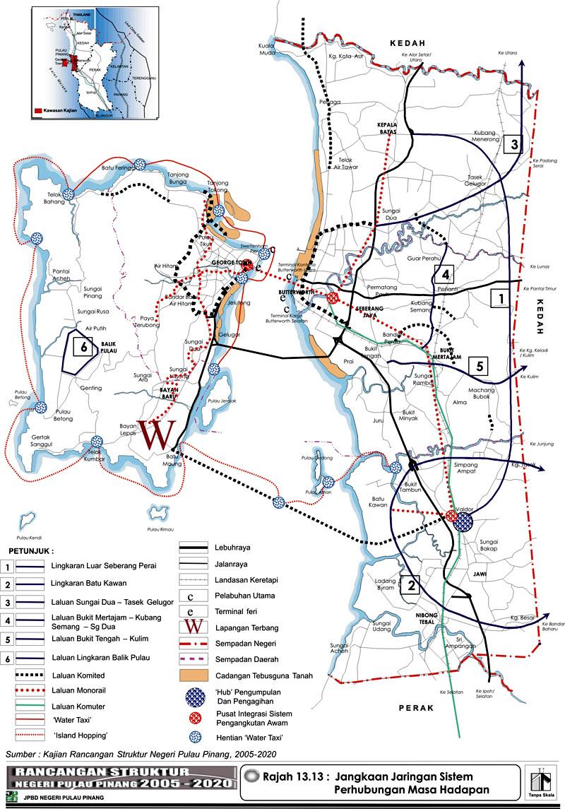 Transport Development Plan